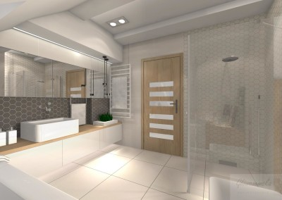 Łazienka w Wejherowie